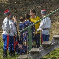 Последние наставления перед танцем :: Сергей Цветков