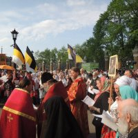 Царский Крестный ход у Спаса-на-Крови. :: Татьяна