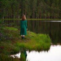 Лесное дыхание..... :: Екатерина Постонен