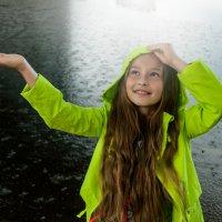 Дождик не помеха. :: Elena Zimma