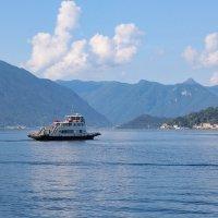 Озеро Комо. Италия :: Владимир Леликов