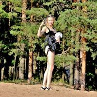 На недельку, до двадцать второго, я приехал в Комарово... :: Евгений Яхим