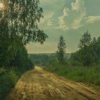 Вечером :: Вадим Sidorov-Kassil