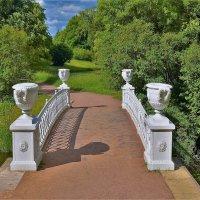 Чугунный мост... :: Sergey Gordoff