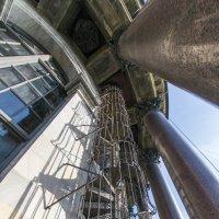 Лестница на купол Исаакиевского собора :: Сергей Лындин
