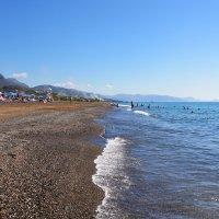 Бескрайние пляжи Крита :: Наталья Котова