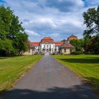 Schloss Fasanerie (замок Фазанери), Айхенцелль, Германия :: Олег Зак