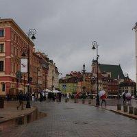 Дождь в Варшаве ... :: Алёна Савина