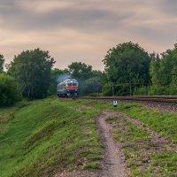 Белорусская железная дорога :: Игорь Сикорский