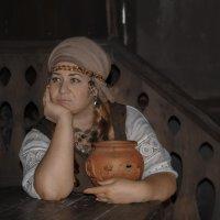 в Таверне :: Ирина Кулага