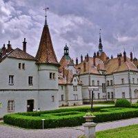 Охотничий замок графа Шенборна :: Андрей K.