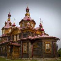 Покровский храм :: Вадим Басов