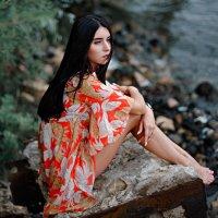 Ветреный Июнь :: Антон Дятлов