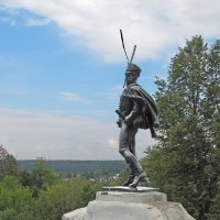 Памятник Дорохову :: ИРЭН@ .