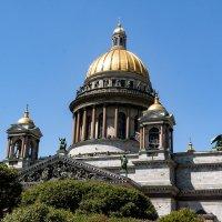 Петербург Исаакиевский собор :: Сергей Бойко