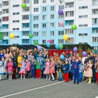 Выпускной бал в детском саду - последний аккорд :: Дмитрий Конев