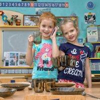 Детский сад - выпускные фотоальбомы :: Дмитрий Конев