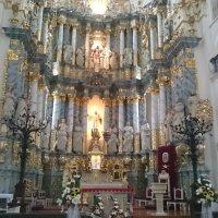 Алтарь собора Франциска Ксаверия в Гродно :: ofinogen