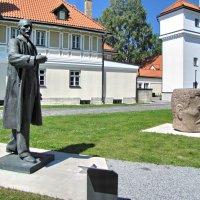 Выставка памятников советской эпохи в музее истории Марьямяэ :: veera (veerra)