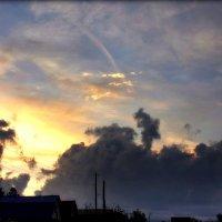 ..Я замолкаю, глядя в небеса.. :: Александр Шимохин
