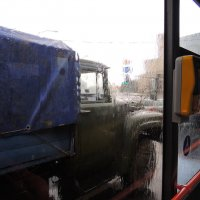 Кратковременный дождь :: Александр Сапунов