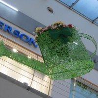 Лейка и цветы :: Дмитрий Никитин