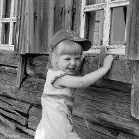 Постучу деду в окно... :: Светлана Рябова-Шатунова