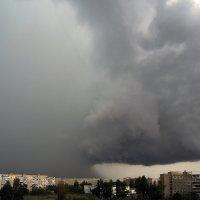 Цвет и состояние небес менялись ежесекундно! :: Тамара Бедай