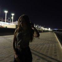 Ночная прогулка :: asalenin