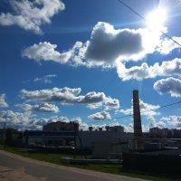 Государство облаков :: Вера Кудина