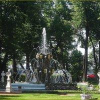 Фонтан «Коронный» в Летнем саду :: Вера