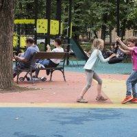 В парке :: marmorozov Морозова