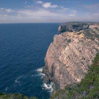 Cape St.Vinsent :: liudmila drake