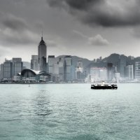 Тучи над Гонконгом :: Swetlana V