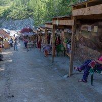 На перевале Чике-Таман :: Валерий Михмель