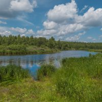 На реке :: Александр Смирнов