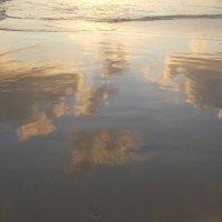Облака на песке :: Дима