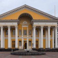 Уфа, бывший музей рока :: Олег Манаенков