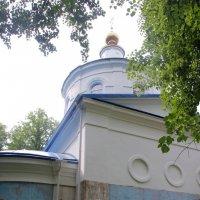 Храм Преображения Господня :: Анатолий Кувшинов