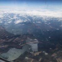 Полёт над Украиной :: Татьяна Кретова