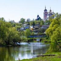 г. Боровск над рекой :: Георгий