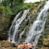 Водопад :: Артём Сибиряков