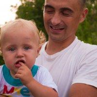 отец и сын :: Алина Гриб