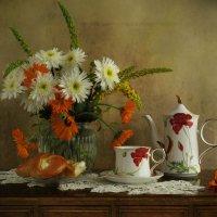 Чай с булкой :: Маргарита Епишина
