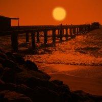 Атлантик.Берег Намибии. :: Jakob Gardok