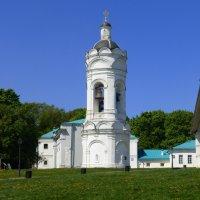 Церковь Георгия Победоносца :: Татьяна Лобанова