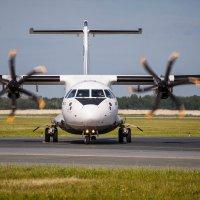 ATR-72 UTAir :: Сергей Зырянов