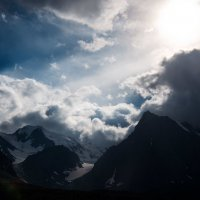 В облаках :: Максим Бородин