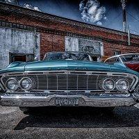Dodge Polara :: Андрей Неуймин