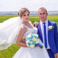 Молодожены Максим и Виктория :: Анастасия Науменко